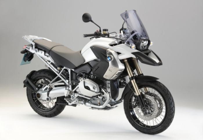 R 1200 GS bmw 2009