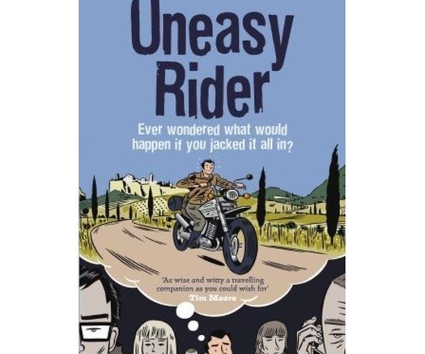 Uneasy Rider- Mike Carter