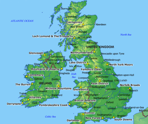 UK-National-parks