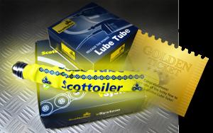 Scottoiler's Golden Ticket