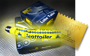 Scottoiler's Golden Ticket