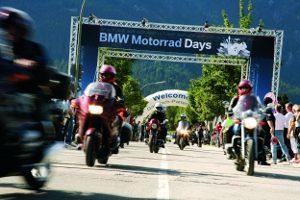 BMW Motorrad Days Tour