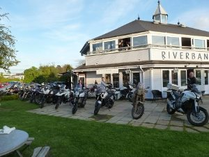 ABR Nights at the Riverbank Cafe