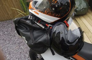 Lockstrap Helmets Luggage