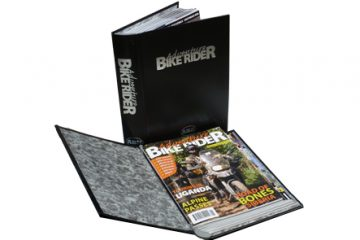 New ABR Magazine binders