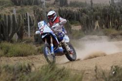 Simon Pavey at Dakar