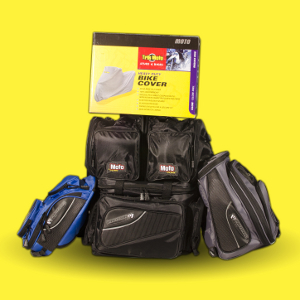 Trik Moto Luggage Set