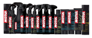 Motul Motorcycle Care Products
