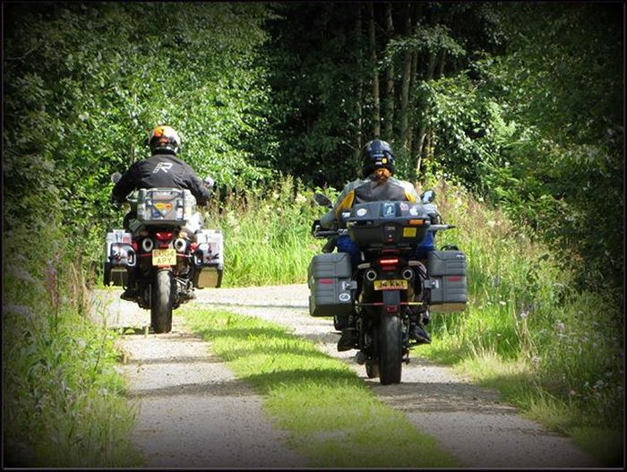 Motorcycles in Finland