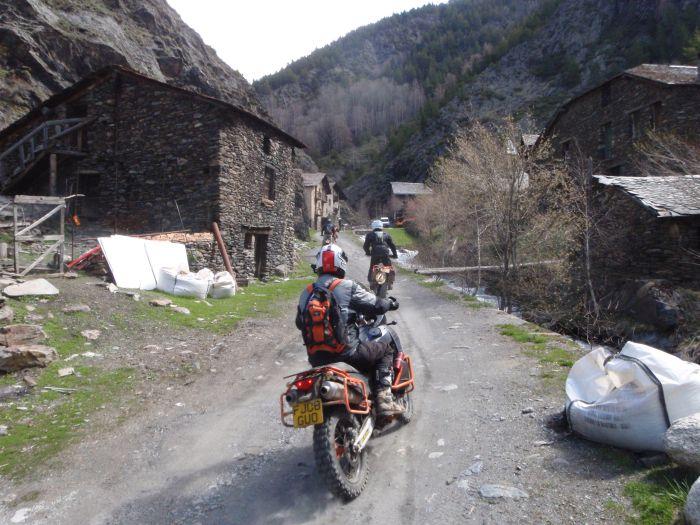 Andorra's Smugglers Run
