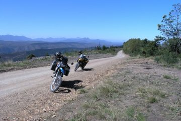 Bundu motorcycle adventures