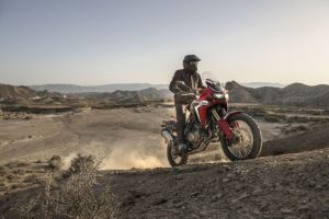 New videos and Australian pricing released for Honda Africa Twin