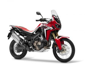 UPDATE: Full Africa Twin specs and images