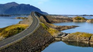 6 of Europe's most spectacular coastal roads