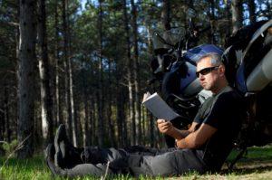 6 books every adventure motorcyclist needs to read