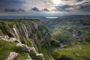 Ride the spectacular Cheddar to Ashwick (B3135)