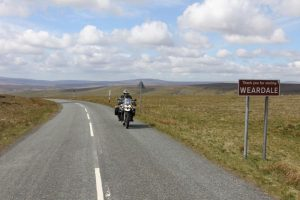 The ABR guide to the highest passes in England