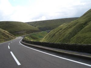 Ride the spectacular Snake Pass