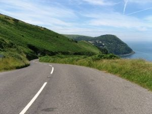 ABR's weekend ride: Minehead to Barnstaple on the awesome A39
