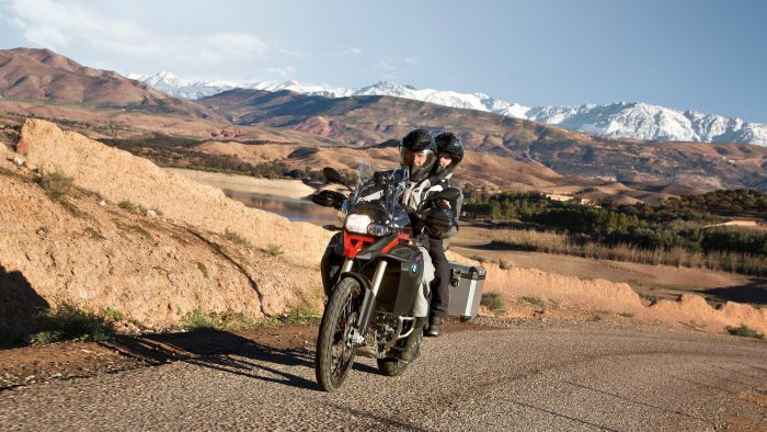 BMW F800GS Adventure