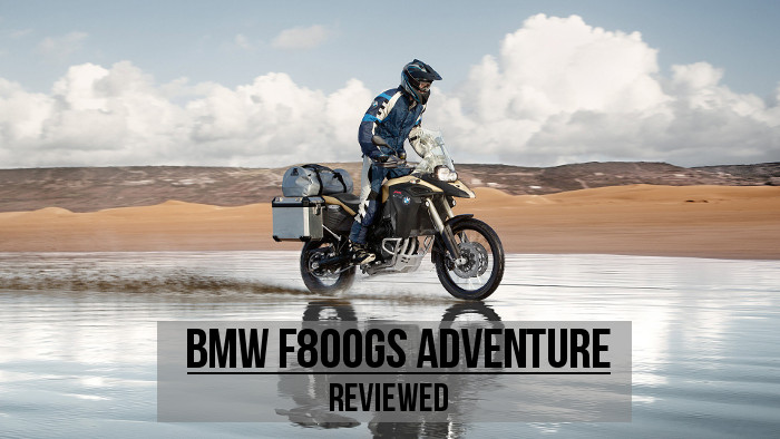 BMW F800GS Adventure review