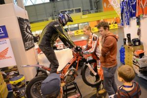 Motorcycle Live trials