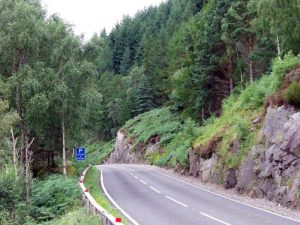 Something for the weekend? Loch Lomond to Loch Ness on the spectacular A82