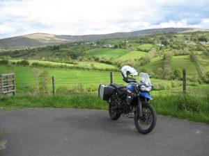 The Glenshane Pass