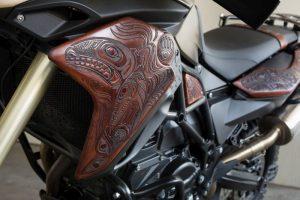 Amazing motorcycle modification