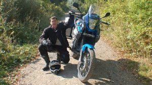 African Motorcycle Diaries