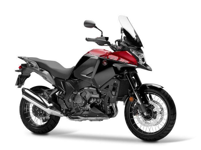 Honda VRF1200X Crosstourer 2016