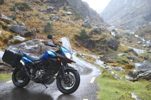 5 things you need to know about the Suzuki V-Strom 650XT
