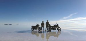 Bolivian motorcycle adventure