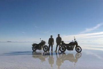 Bolivian motorcycle adventure