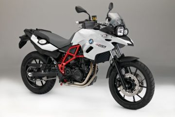 BMW F700GS 2016 White