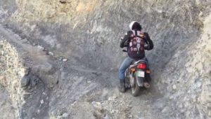 Video of the week: 70-year-old Aussie on an epic motorcycle adventure through Pakistan