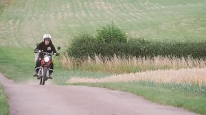 Video of the week: Sydney to London on a 105cc postie bike