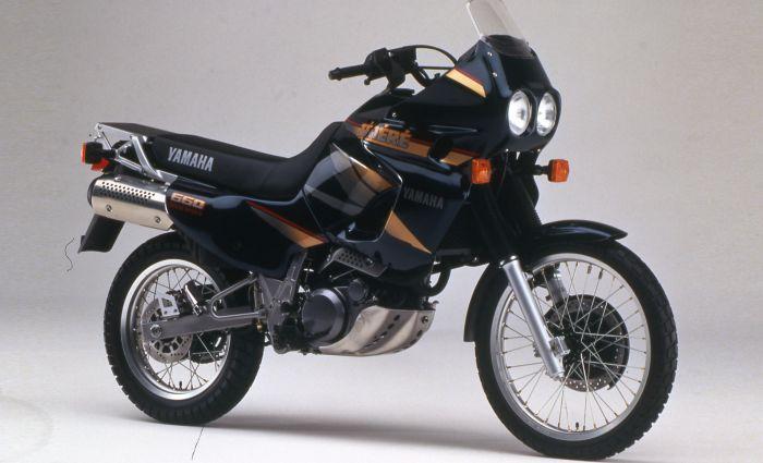 1994 Yamaha XTZ660 Ténéré