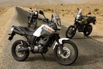 Yamaha XT660Z Tenere 2006