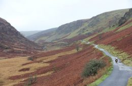 Devil's Staircase, Wales