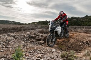 Ducati Multistrada 1200 Enduro off-road