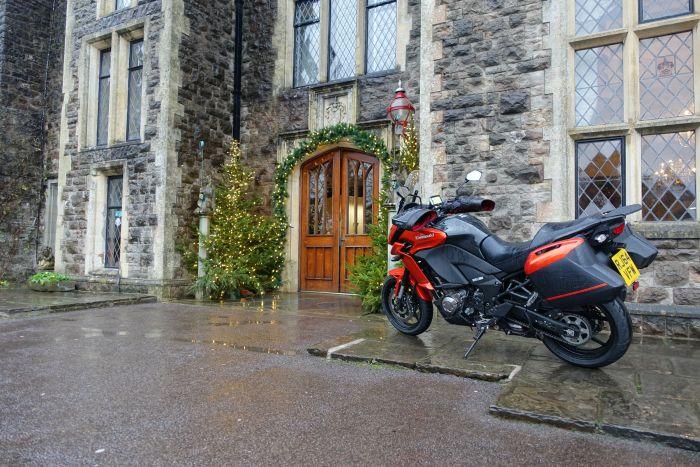 Miskin Manor Hotel, Rhondda, Wales