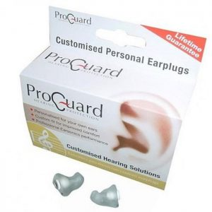 Pro Guard earplugs