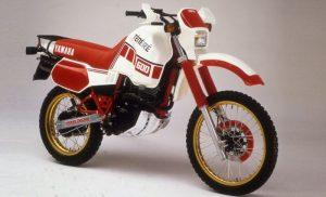 1986 Yamaha XT600Z Ténéré (1V)