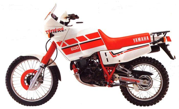 1988 Yamaha XT600Z Ténéré (3A)