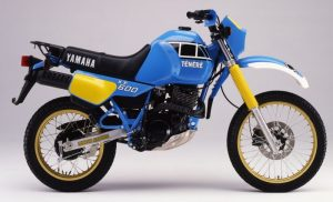1983 Yamaha XT600Z Ténéré (34L)