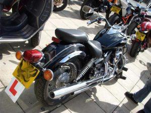 Motorcyle learner