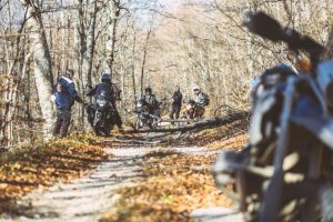 Motorip adventure tours, The Balkans