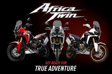 Honda Africa Twin app