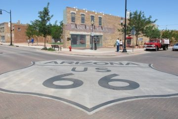 Route 66, Arizona